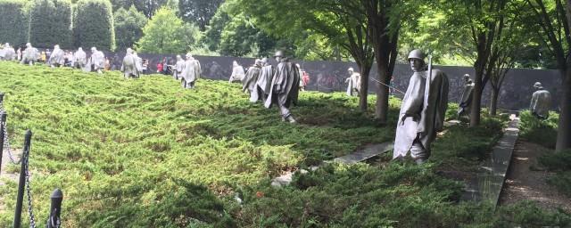 Korean Memorial 8.2.14